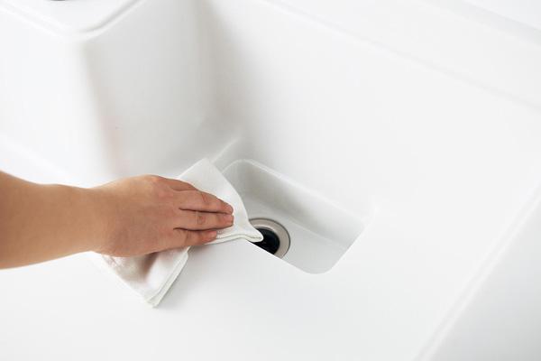 汚れやすいところだからこだわりたい —キッチン排水口編—