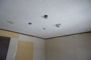 ダウンライト用天井