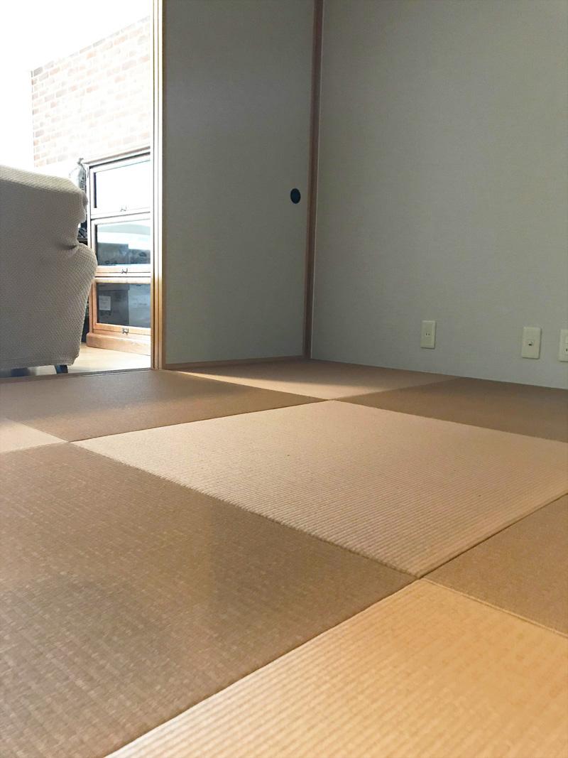 機械すき和紙畳 -DAIKEN-