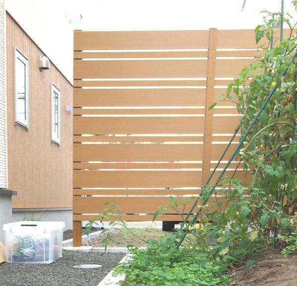 モクプラボード (木樹脂フェンス)