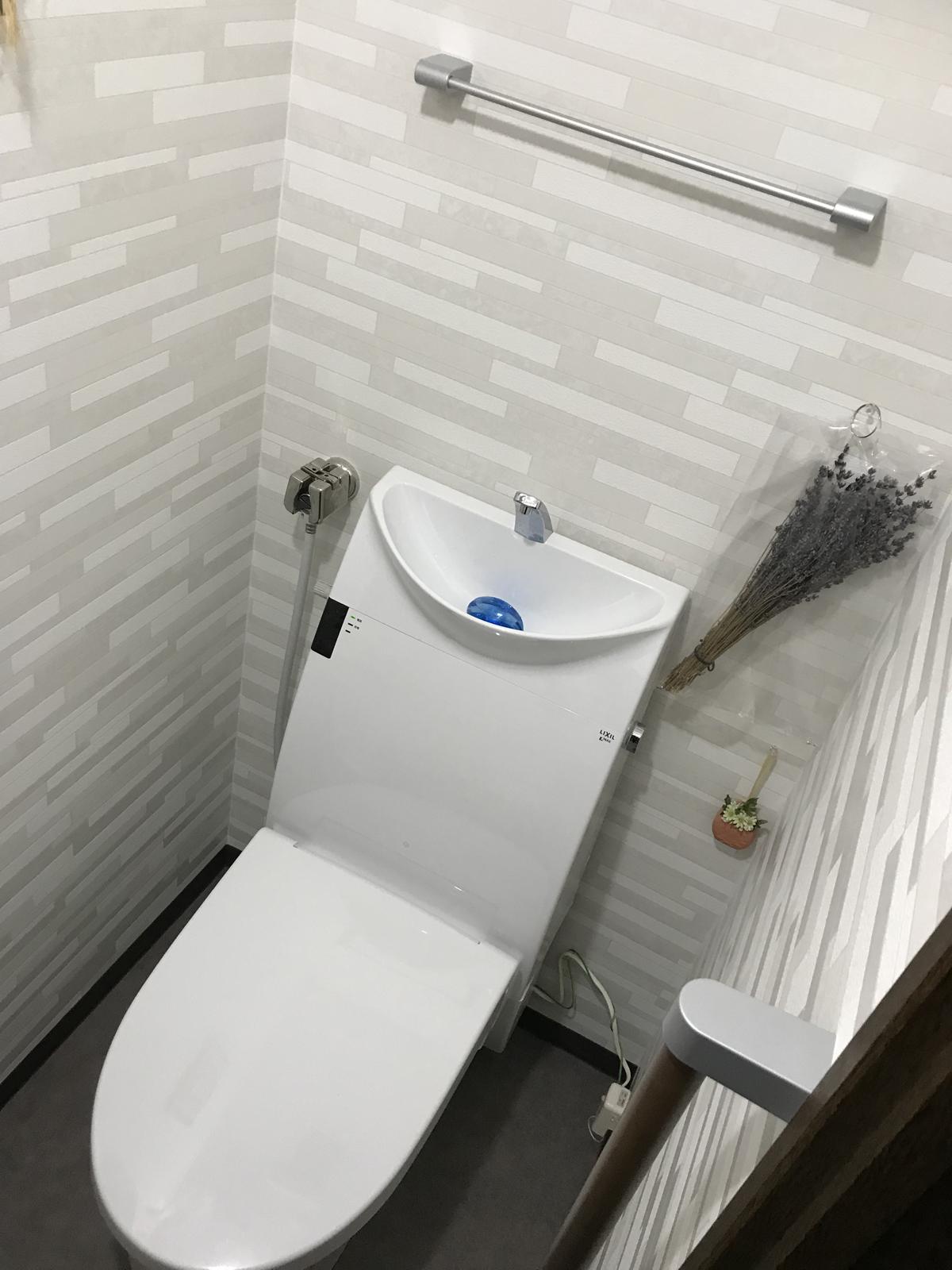 トイレ交換 - アステオ –